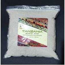 Tanzania - білий кварц, 5 кг