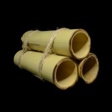 Бамбукові трубки, розмір S (25-30 мм)