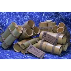 Бамбукові трубки, розмір М (30-35 мм)